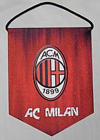 Вымпел футбольный с гербом FC Milan