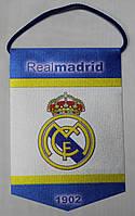 Вымпел футбольный с гербом FC Real