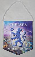 Вымпел футбольный с гербом FC Chelsea