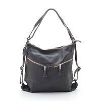 Женская сумка-рюкзак 8219 brown