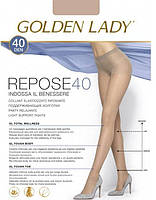 Колготки GOLDEN LADY REPOSE 40 5 (XL) 40 DAINO (легкий загар)