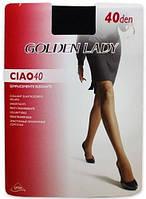 Колготки GOLDEN LADY CIAO 40 2 (S) 40 FUMO (серый)