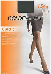 Колготки GOLDEN LADY CIAO 15 2 (S) 15 DAINO (легкий загар)