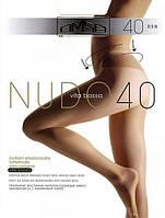 Колготки OMSA nudo 40 vita bassa 4 (L) 40 DAINO (легкий загар)