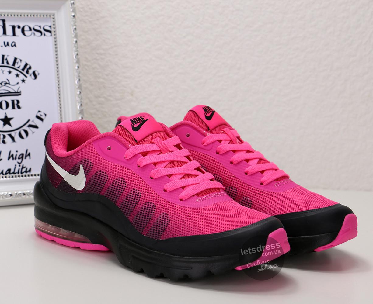 Кроссовки женские Nike Air Max Invigor Print Women розовые | Найк Аир Макс Инвигор принт