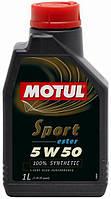 Моторное масло 5W-50 (1л.) MOTUL Sport