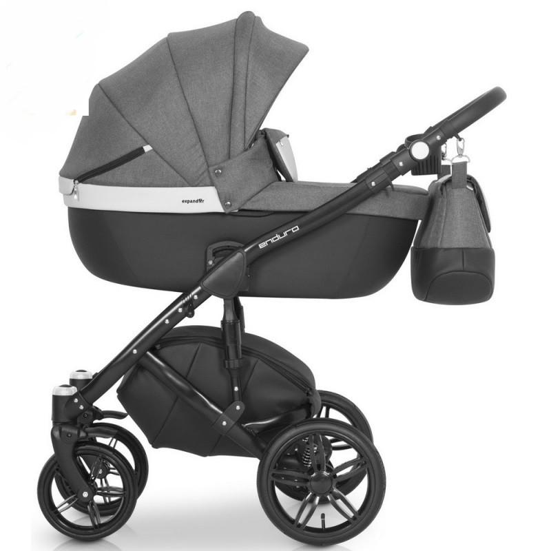 Детская универсальная коляска 2 в 1 Expander Enduro 03 White