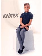 Колготки детские KNITTEX ALICE 100 den Розовый 146-152