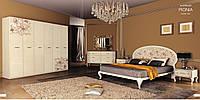 Спальня Пиония (Глянец Белый) Миромарк