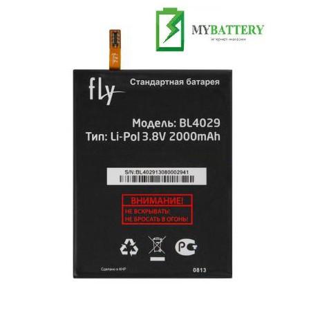 Оригинальный аккумулятор АКБ батарея Fly BL4029, IQ4412