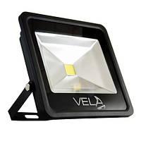 Светодиодный прожектор LED 50Вт Vela 6000К 4300Лм, IP65