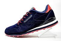Мужские классические кроссовки Reebok Classic, Dark Blue\Red