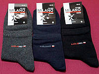 Носки Milano ликра средние 2 41-45 ( 27-29 ) мужские