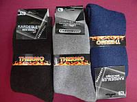 Носки Kardesler мужские шерсть с махрой комбинированные 40-46 ( 27-30 ) мужские