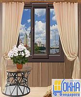Ламинированные окна цены Киев - Купить ламинированное окно в Киеве