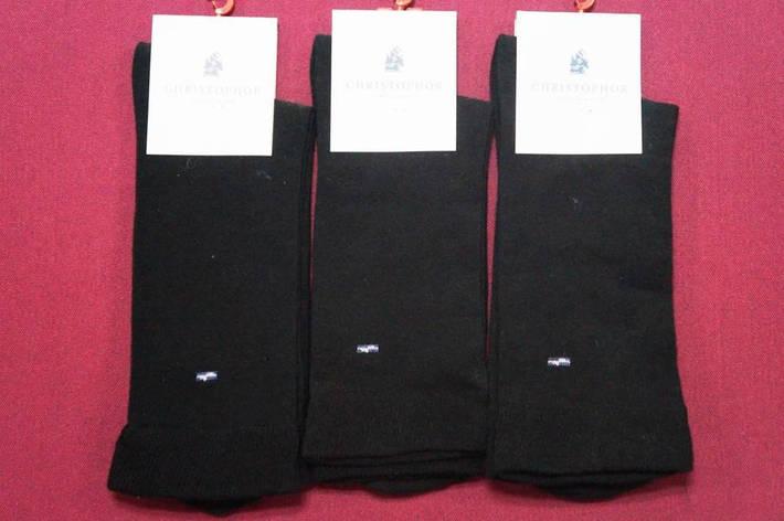 Шкарпетки ХРИСТОФОР лікра чоловічі 41-45 ДІАБЕТ 41-45 ( 27-29 ) чоловічі, фото 2