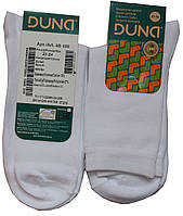 Носки детские, белые, размер 22-24, Дюна