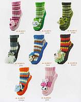 Детская обувь для дома LWY KIDS с апликацией 24/25 мужской