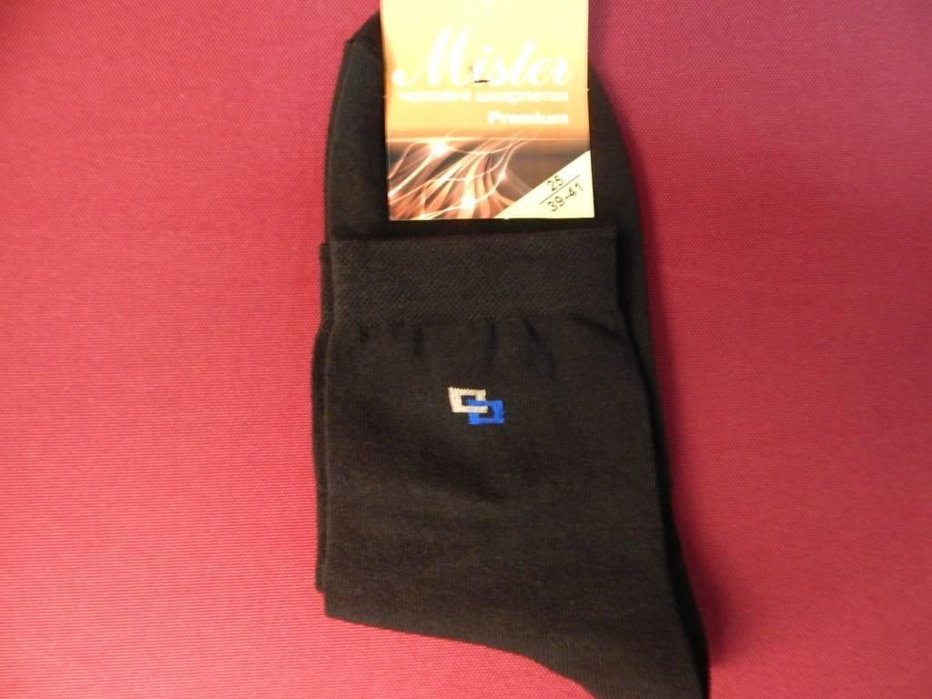 Шкарпетки чоловічі МІСТЕР лікра середні 1, 39-41 ( 25-27 ) чоловічі