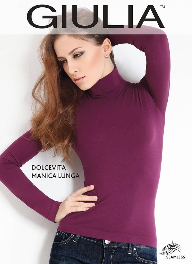 Гольф Giulia DOLCEVITA MANICA LUNGA BIANCO (белый), S/M