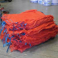Сетка овощная мешок 60*40 см 20 кг Агрін Червоний