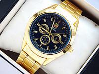 Мужские кварцевые наручные часы TAG Heuer Grand Carrera, золото