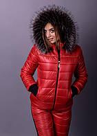 Куртка зимняя женская больших размеров, с 42 по 82 размер , фото 1