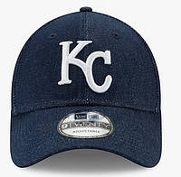 Джинсовая бейсболка - Kansas City Royals