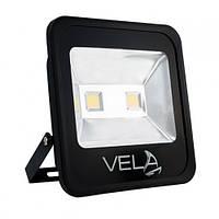 Светодиодный прожектор LED 100Вт Vela 6000К 9200Лм, IP65
