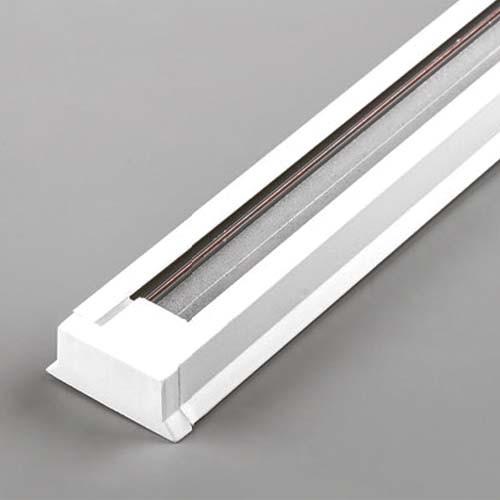 Шинопровід для трекових світильників Feron CAB1000 1м Білий/Чорний