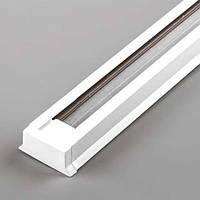 Шинопровод для трековых светильников Feron CAB1000 2м Белый/Черный