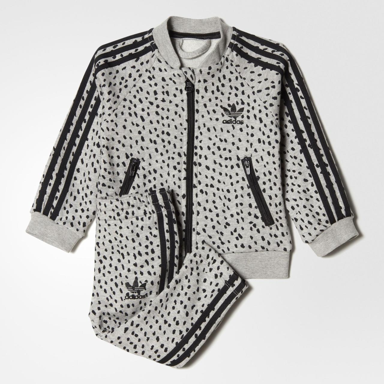Детский костюм Adidas Originals NMD Dots (Артикул: BQ4296)