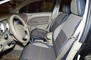 Комплект авточехлов на сидения Додж Калибер 2006-2011