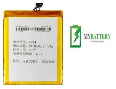 Оригинальный аккумулятор АКБ батарея Fly S214, IQ444