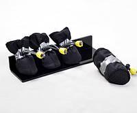 Обувь защитная для животных, Dobaz, черный 2