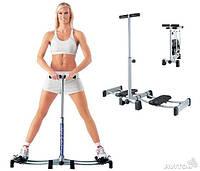 Тренажер Leg Magic для мышц ног, живота, спины