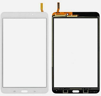 Сенсор (тачскрин) для Samsung T330 Galaxy Tab 4 8.0, (версия Wi-Fi) белый Оригинал