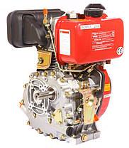 Двигатель дизельный Weima WM178FS (R) (Вал шпонка 25 мм), фото 3