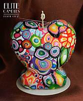 Свеча Карамельное сердце от ELITE CANDLES