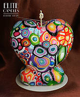 Свічка Карамельне серце від ELITE CANDLES