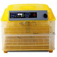"""Автоматический инкубатор """"HHD 96"""" с термометром, влагомером и автопереворотом."""