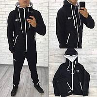 Мужской теплый спортивный костюм 38- 1105