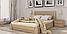 Кровать деревянная Селена полуторная, фото 3
