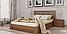 Кровать деревянная Селена полуторная, фото 2