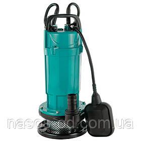 Дренажный насос Aquatica садовый для колодцев 0.37кВт Hmax13.6м Qmax150л/мин. ЗагрязнВода