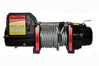 Лебедка электрическая автомобильная Titanium Colorado 8000 lbs 12V