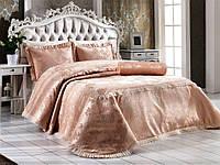 Покрывало кровать Zebra Adela Розовый 260*270