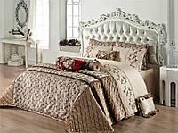 Красивое покрывало на кровать Zebra Rosetta 260*270