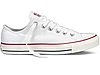 Кеды Конверсы Chuck Taylor All Star Low White/Белые