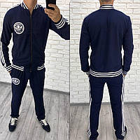 Мужской спортивный костюм 38- 1107